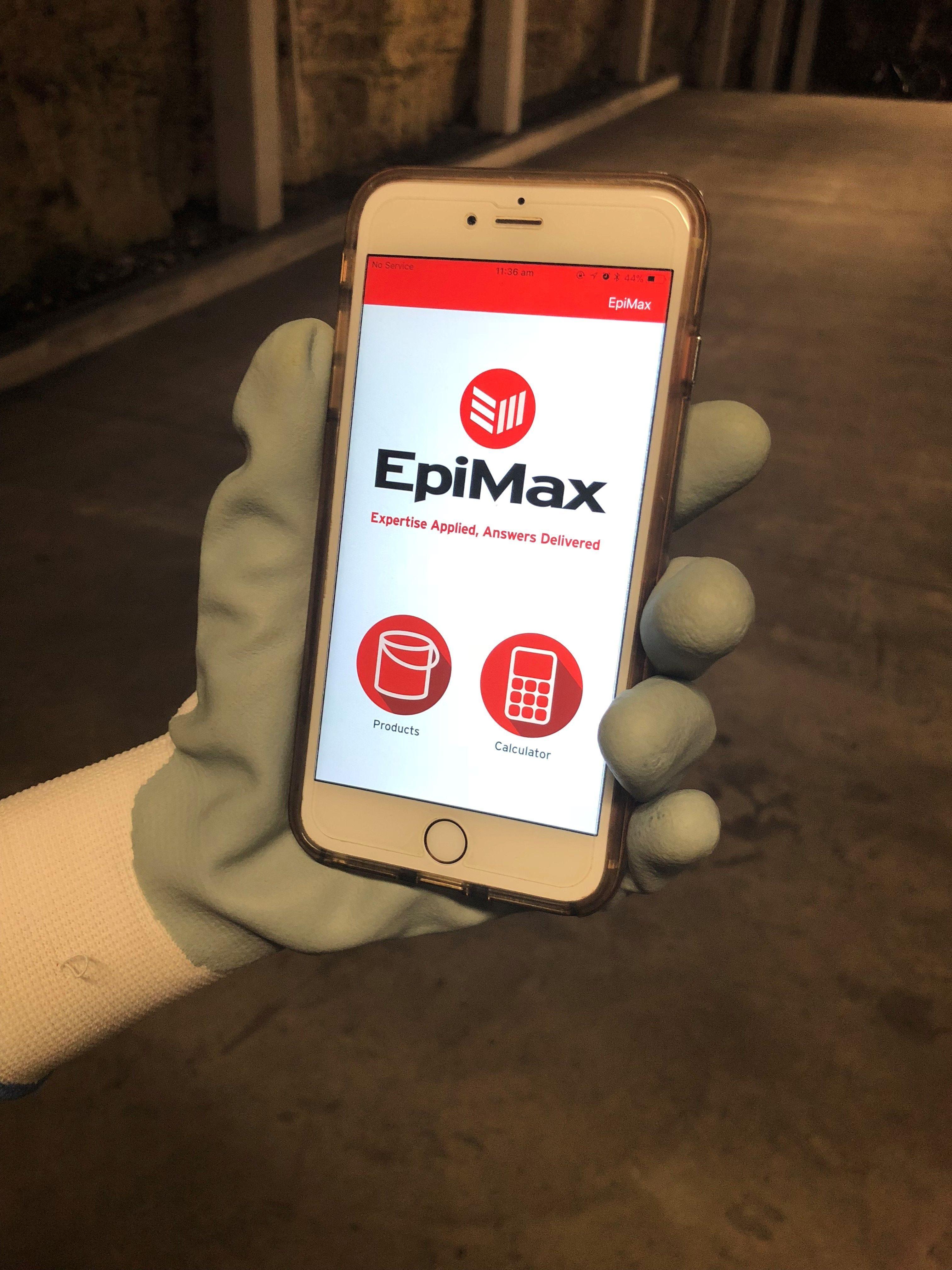 EpiMax App Goes Live
